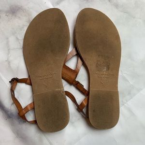 American Eagle Outfitters Shoes - American Eagle Outfitters flat thong sandals